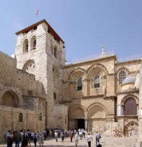 Jerusalem_Holy_Sepulchre_BW_24